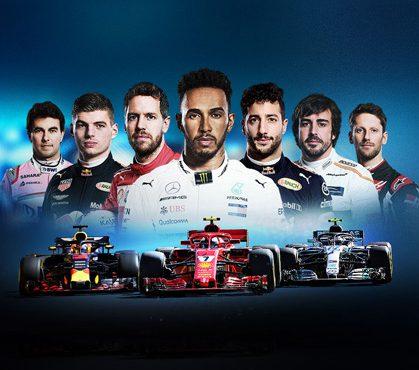 Análisis de F1 2018