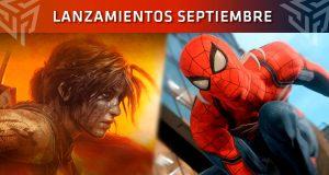 lanzamiento videojuegos septiembre