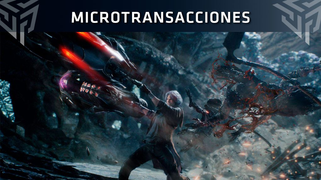 microtransacciones devil may cry 5