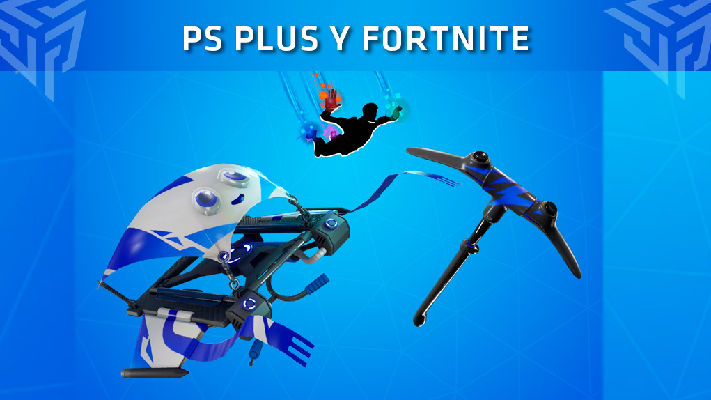 playstation plus pack fortnite