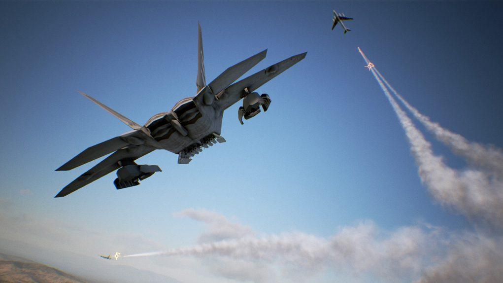 4K Ace Combat 7 Skies Unknown