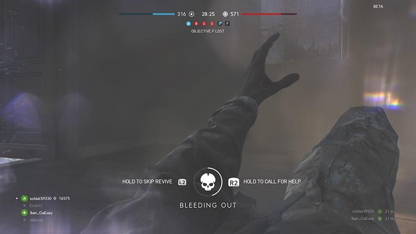 primeras impresiones battlefield v