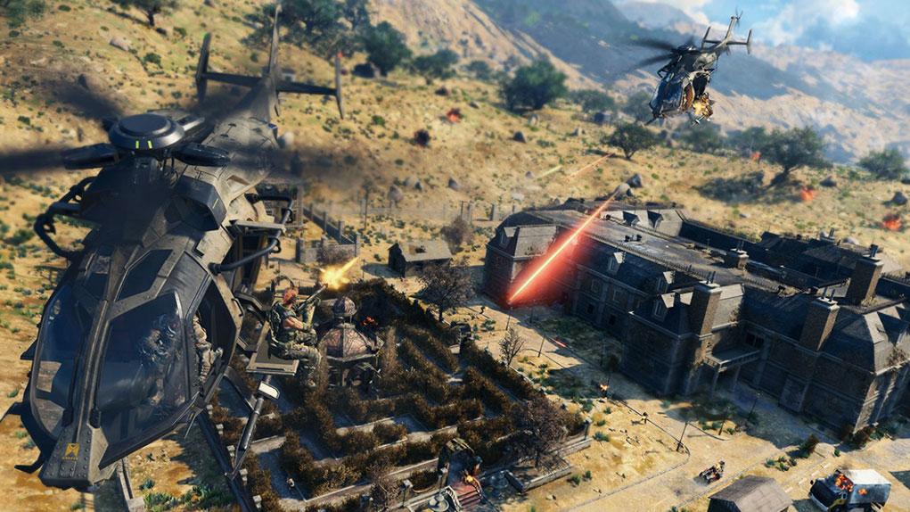 battle royale black ops 4 60fps