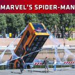 bus lago marvel's spider-man