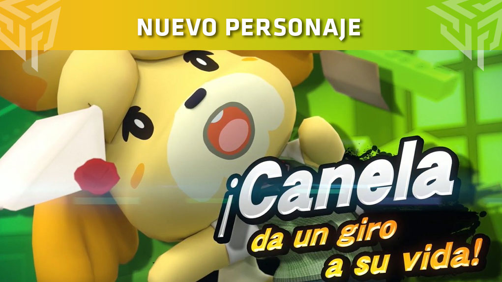 canela super smash bros ultimate