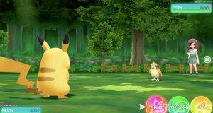 caracteristicas combates pokemon lets go