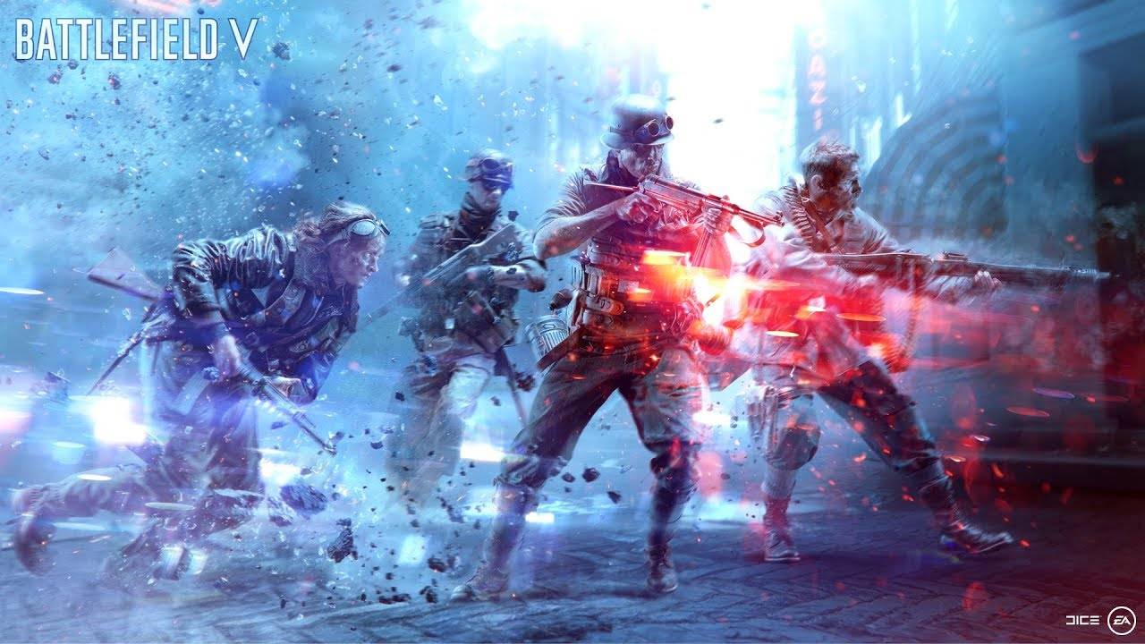 battlefield v battle royale