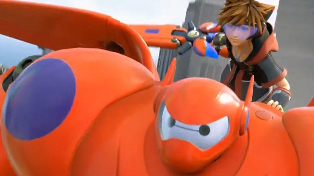 gameplay Kingdom Hearts 3
