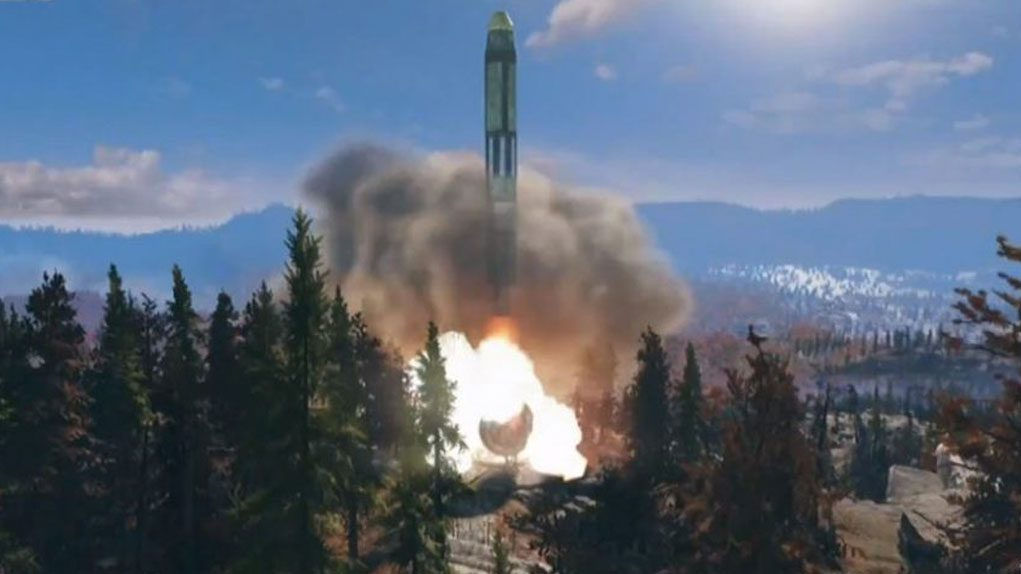 armas nucleares fallout 76