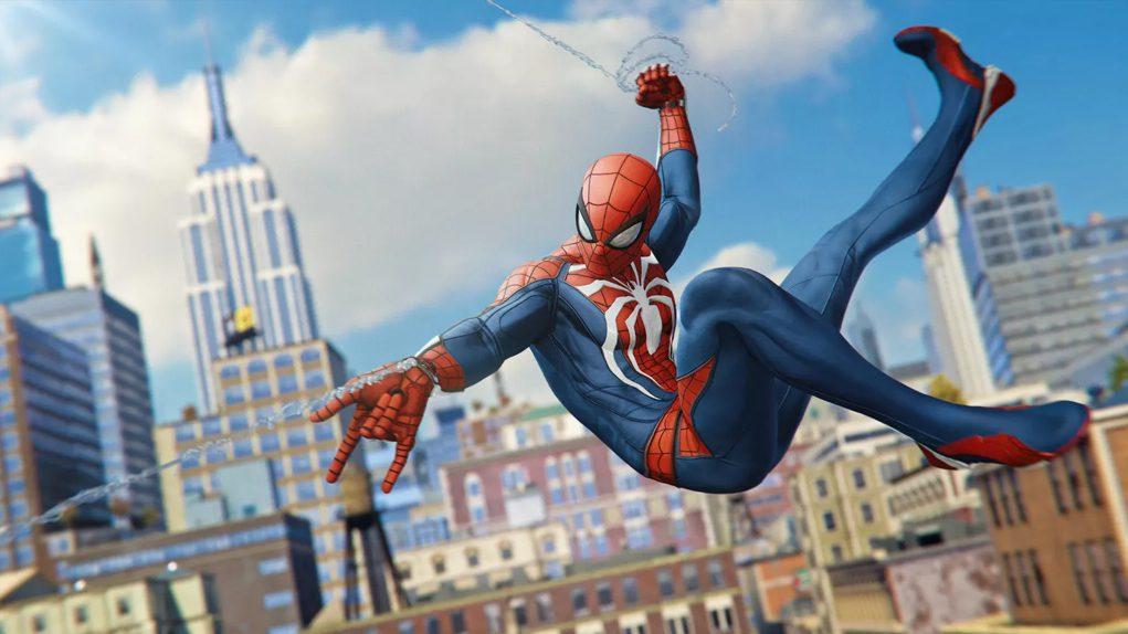 records marvel's spider-man