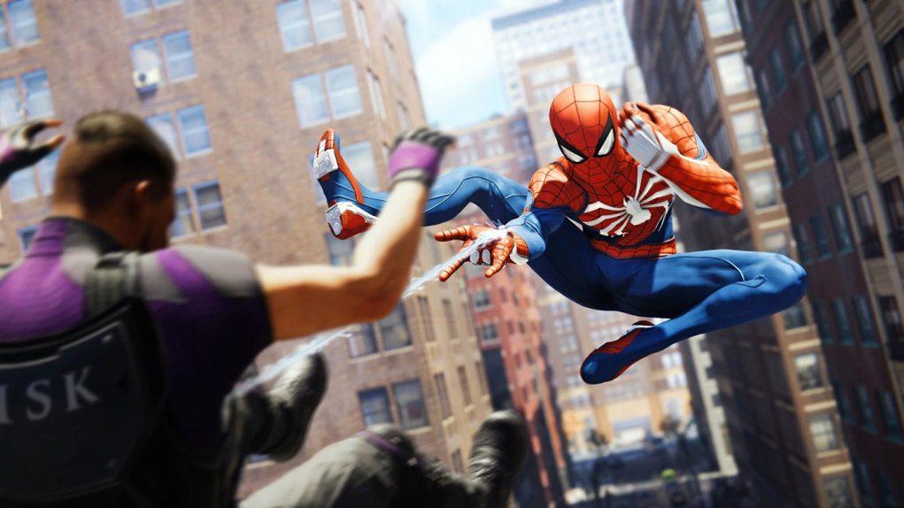 nuevo juego marvel's spider-man