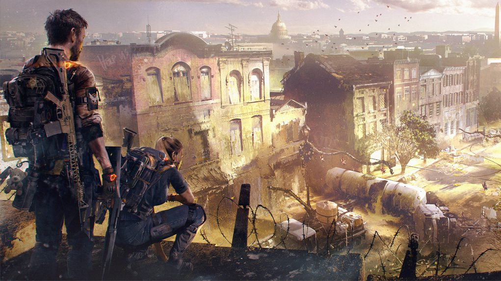 armas the division 2
