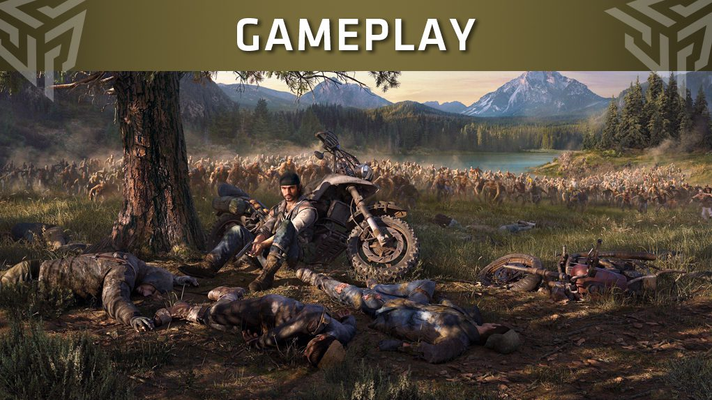 gameplay days gone