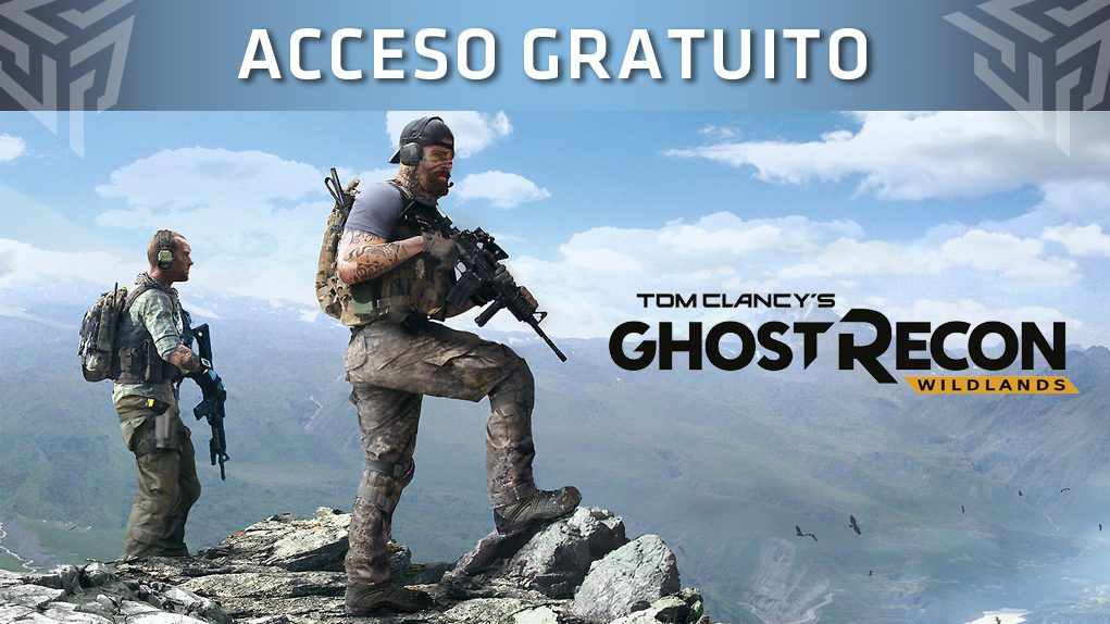 acceso gratuito ghost recon wildlands