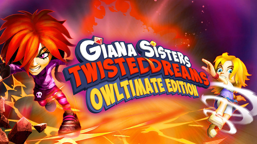 giana sisters twisted dreams nintendo switch