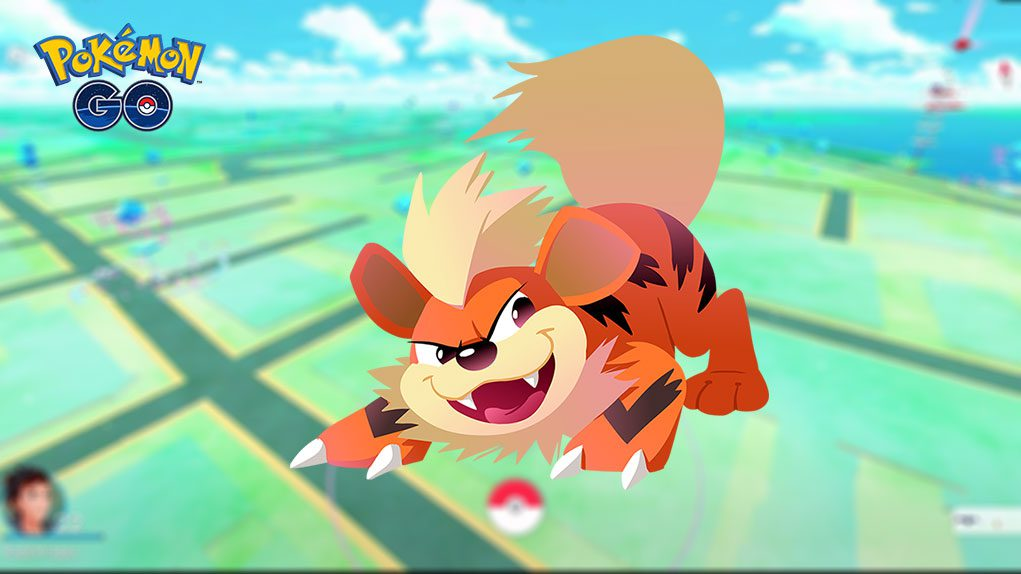 growlithe variocolor pokemon go