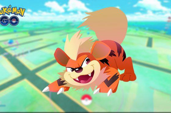 Pokémon GO añade un nuevo Growlithe variocolor