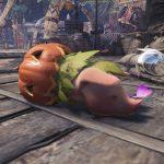 halloween monster hunter world
