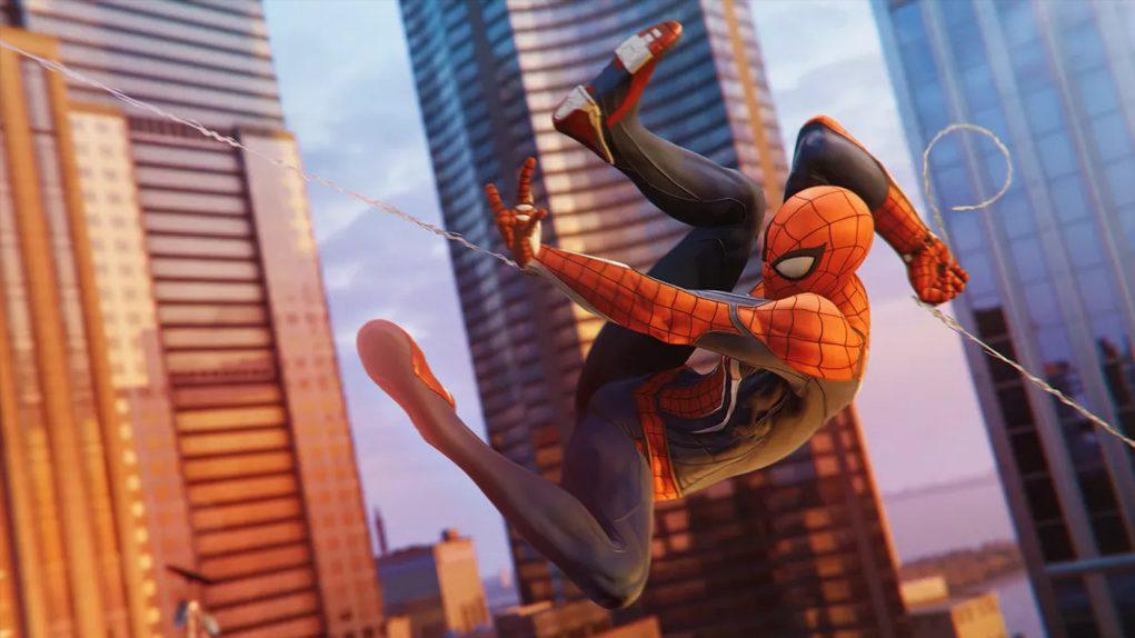 sony insomniac games marvel's spider-man
