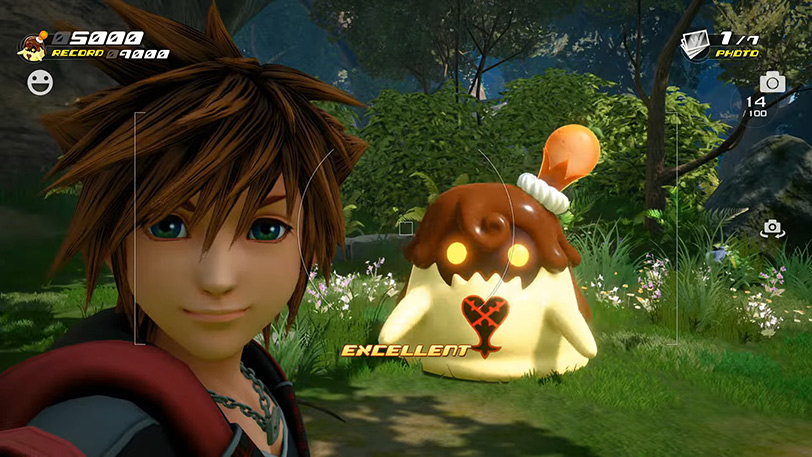 portada kingdom hearts iii
