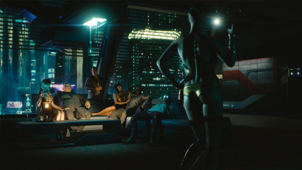 modo foto Cyberpunk 2077