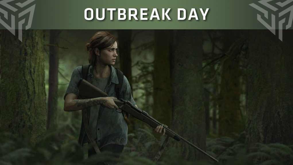 the last of us 2 Outbreak day