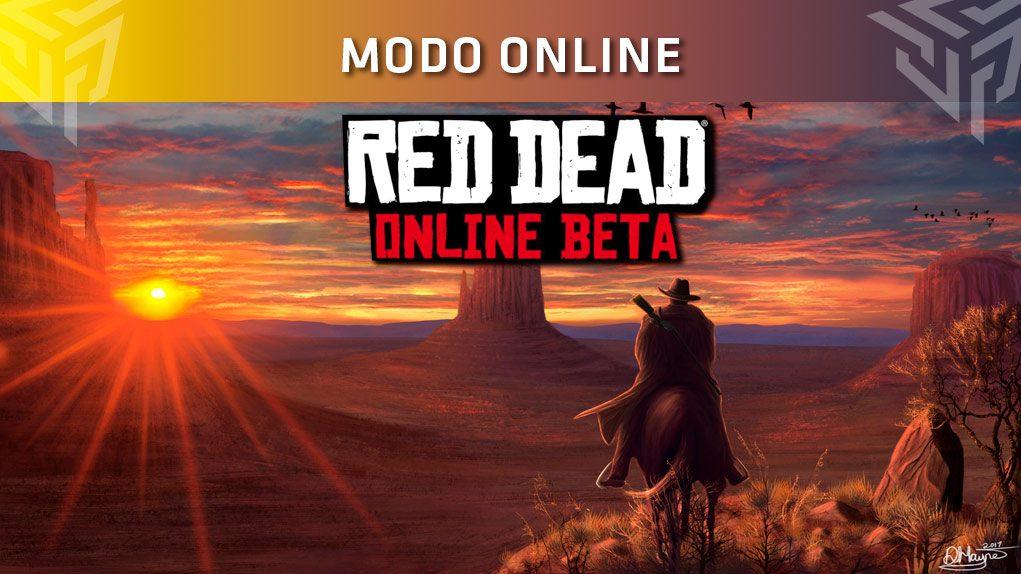 multijugador red dead redemption 2