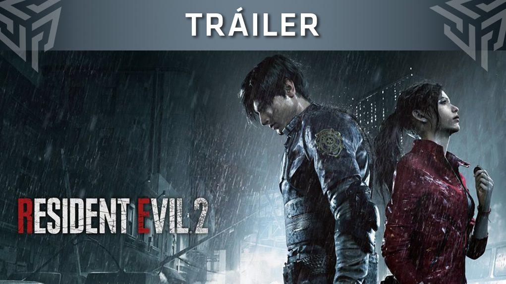 trailer Resident Evil 2