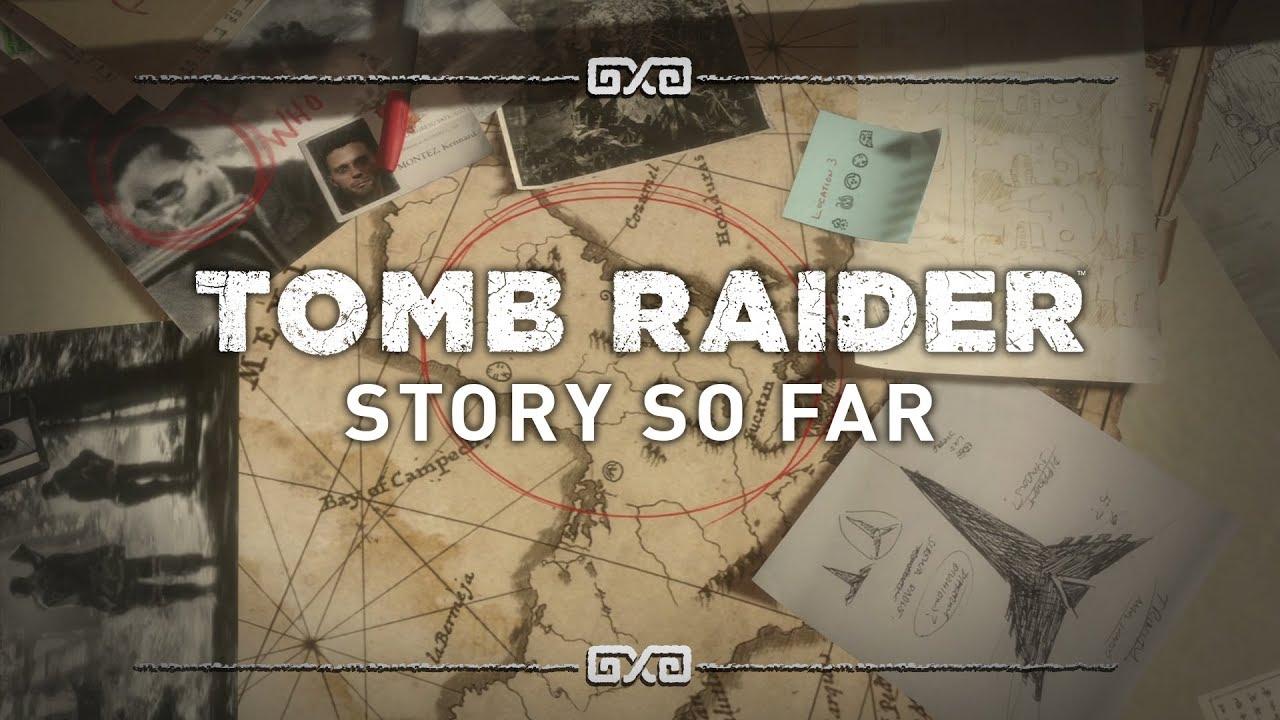 video resumen tomb raider
