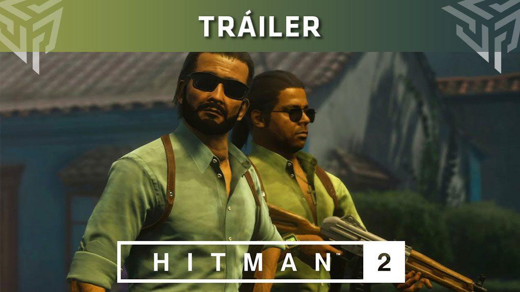 trailer colombia hitman 2