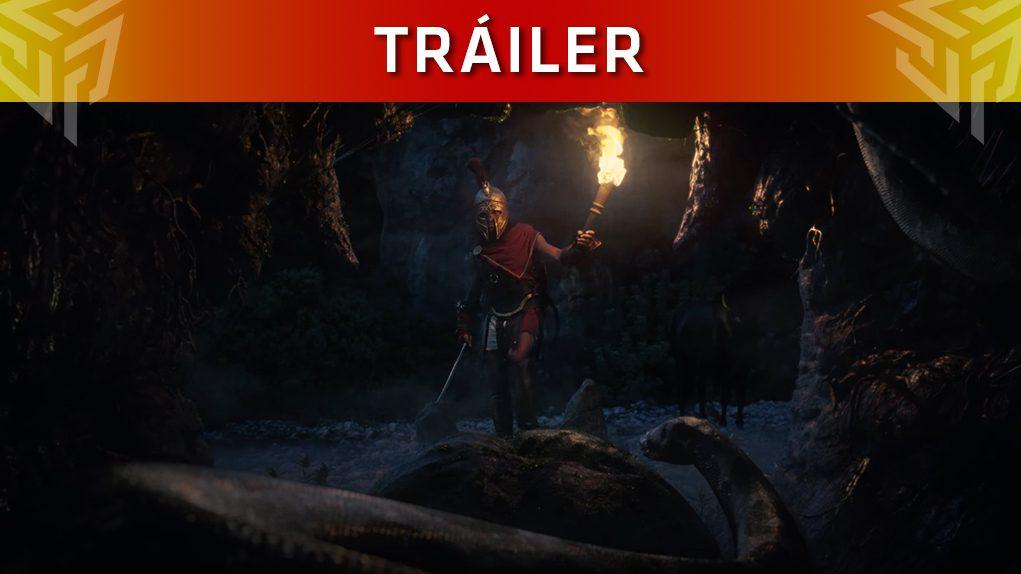 tráiler Assassin's Creed Odyssey