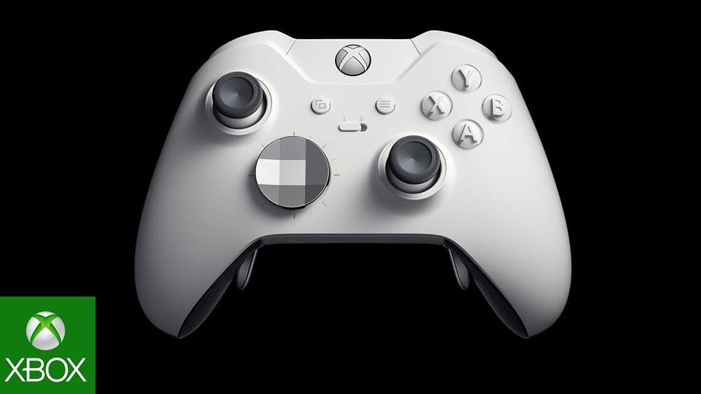 nuevo mando xbox elite blanco