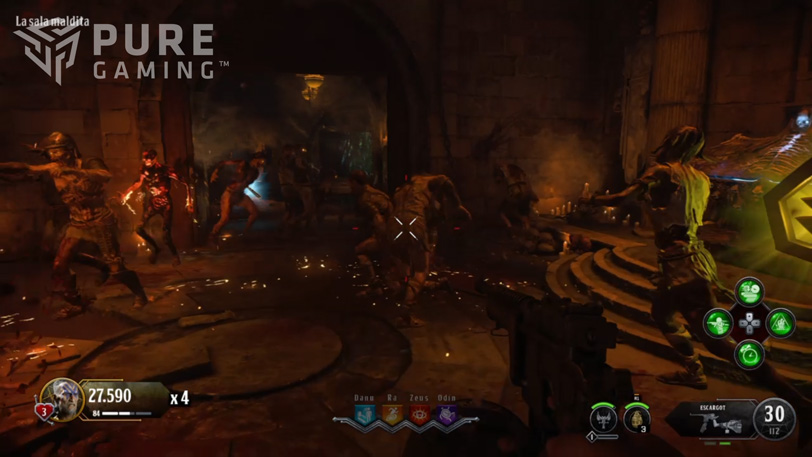 analisis zombies black ops 4