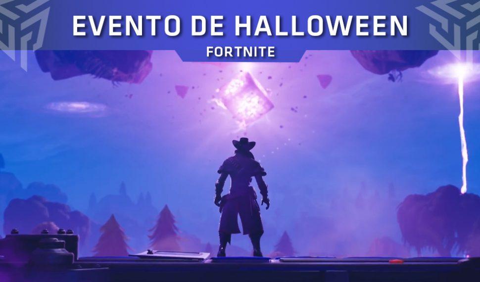 Estas son todas las novedades del evento de Halloween de Fortnite