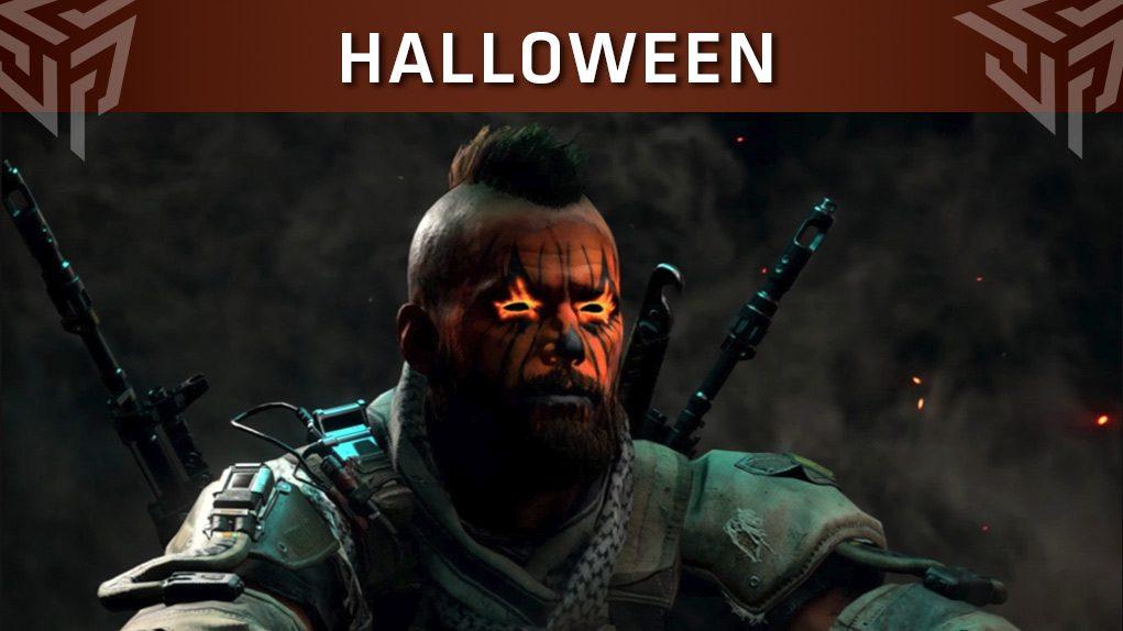halloween black ops 4