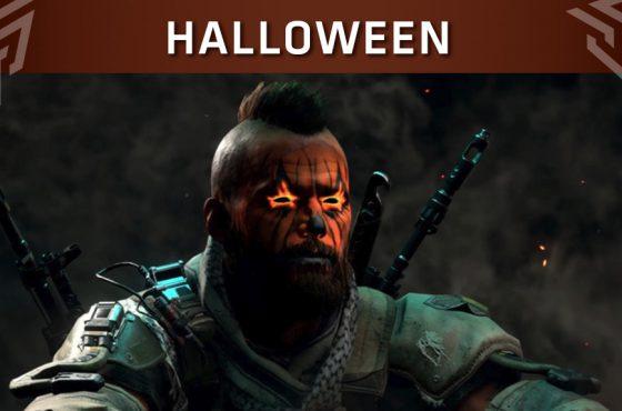 Call of Duty: Black Ops 4 también festeja Halloween con el Mercado Negro