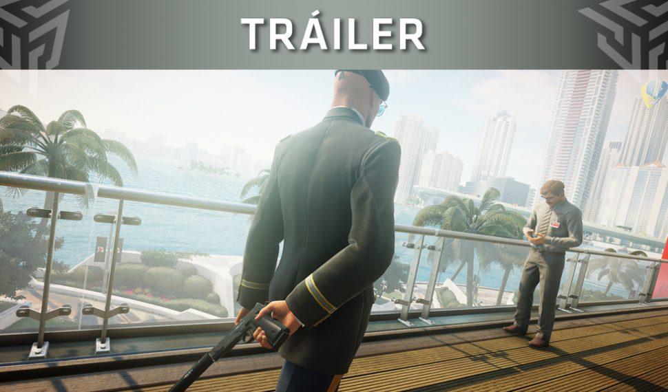 Hitman 2 revela un nuevo tráiler que muestra todas sus localizaciones