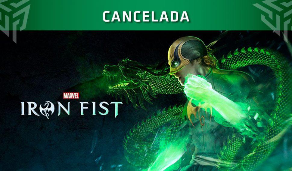 Netflix cancela la serie de Iron Fist
