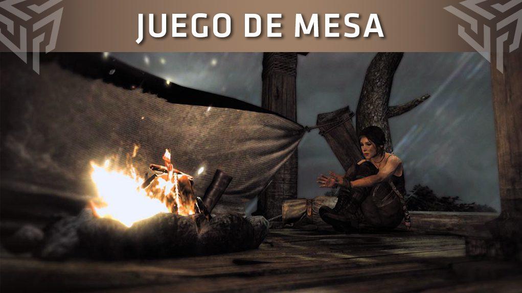Tomb Raider Legends: El Juego de Mesa