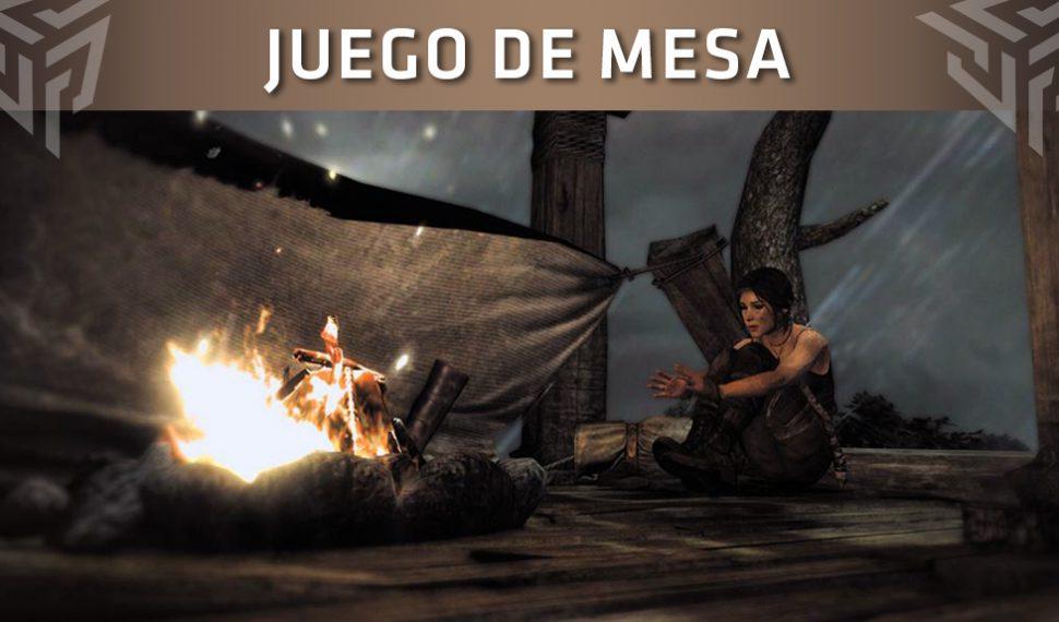 Tomb Raider Legends es el nuevo juego de mesa que protagonizará Lara Croft