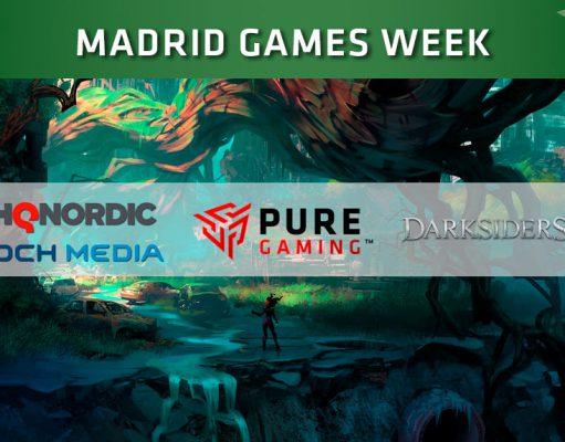 puregaming madrid games week darksiders iii