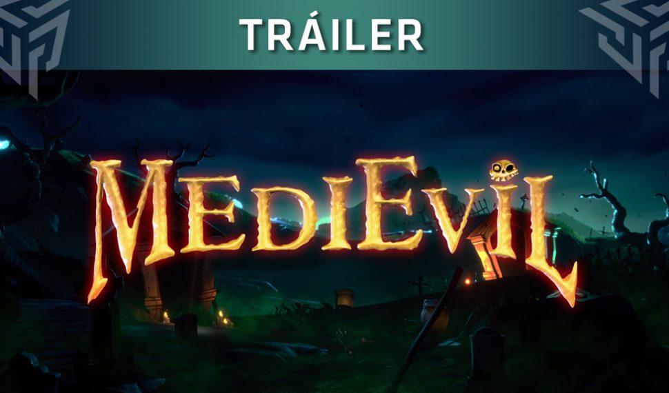 Sony anuncia el tráiler de MediEvil Remake para PlayStation 4