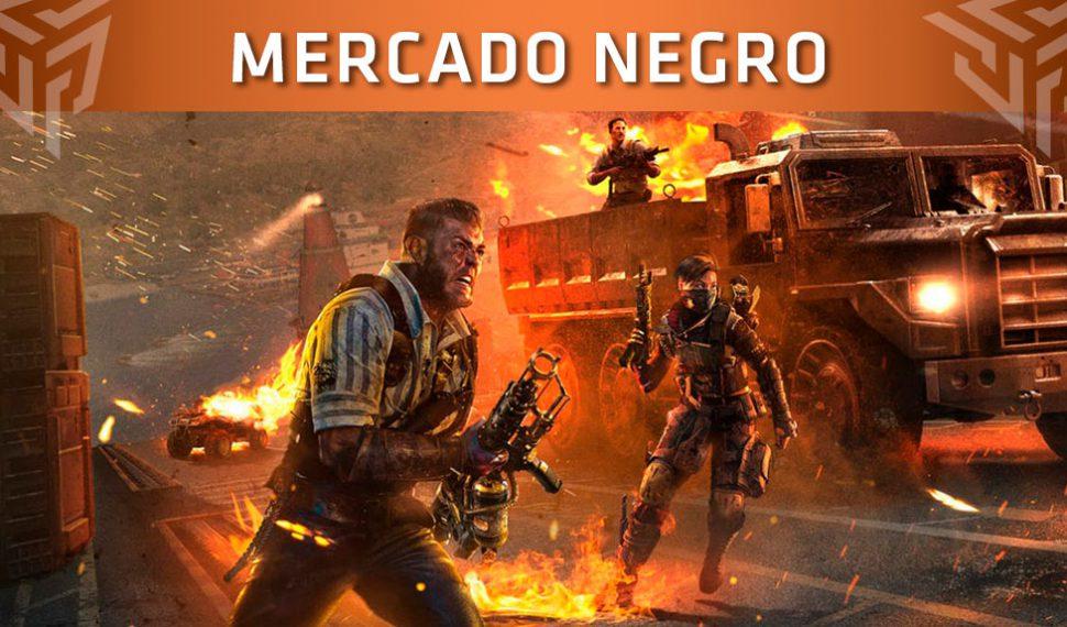 Call of Duty: Black Ops 4 – Así funciona el Mercado Negro