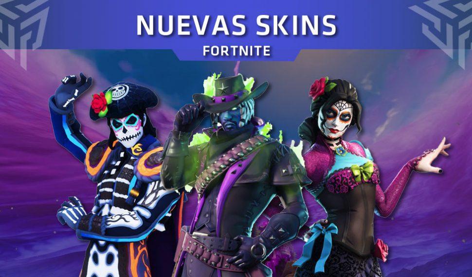 Todas las skins de Halloween que llegarán a Fortnite – Actualización 6.20