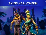 skins halloween fortnite