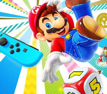 Análisis de Super Mario Party
