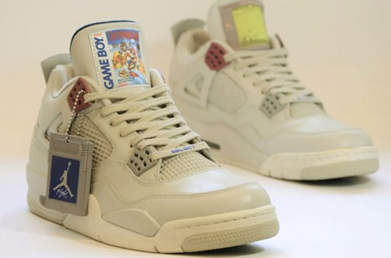 Estas son las exclusivas y limitadas Air Jordan basadas en Game Boy