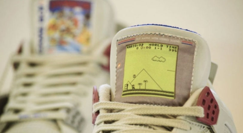 zapatillas air jordan game boy