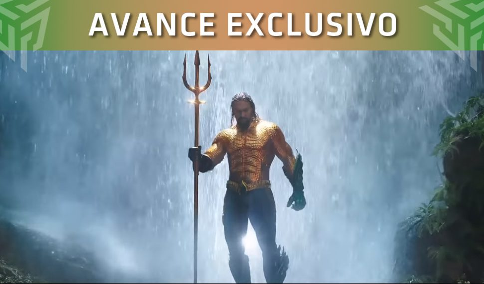 Warner Bros. Pictures lanza un avance exclusivo de Aquaman