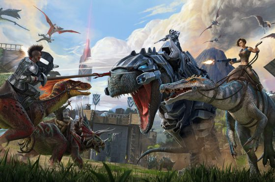 Studio Wildcard confirma que ARK: Survival Evolved llegará a Nintendo Switch